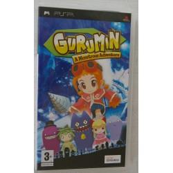 GURUMIN A MONTRUOS ADVENTURE PSP - Usado, impecable
