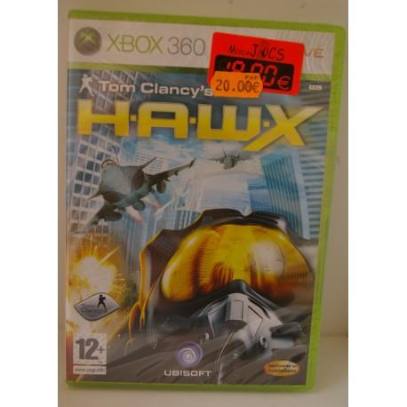 TOM CLANCY´S HAWX XBOX 360 - Nuevo Precintado