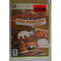 DISNEY CARS : LA COPA INTERNACIONAL DE MATE XBOX 360 - Nuevo Precintado