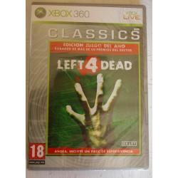 LEFT 4DEA XBOX 360 Edicion juego del año - Nuevo Precintado