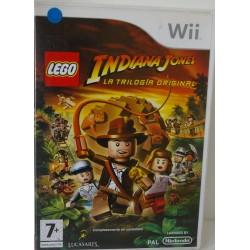 LEGO INDIANA JONES : LA TRILOGIA ORIGINAL NINTENDO WII- Usado