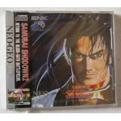SAMURAI SHOWDOWN II Neo Geo CD - Nuevo Precintado