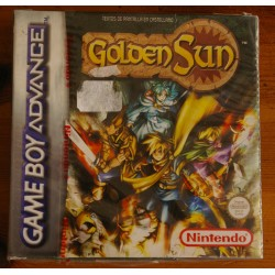GOLDEN SUN Game Boy Advance - Nuevo Precintado