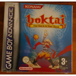 BOKTAI Game Boy Advance konami -Nuevo Precintado