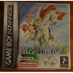 TALES OF PHANTASIA Game Boy Advance -Nuevo Precintado