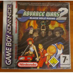 ADVANCE WARS 2 Black Hole Rising Game Boy Advance - Nuevo Precintado