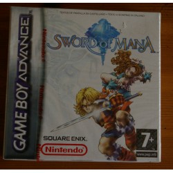 SWORD of MANA Game Boy Advance -Nuevo Precintado