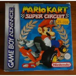 MARIO KART Game Boy Advance - Usado, completo
