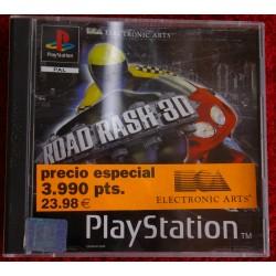 ROAD RASH 3D PSX -Nuevo precintado