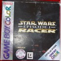 STAR WARS RACER Episode I Game Boy Color - Usado, con manual