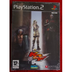 KOF KING OF FIGHTERS MAXIMUM IMPACT PS2 - Nuevo Precintado