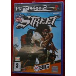 NFL STREET PS2 - Nuevo Precintado