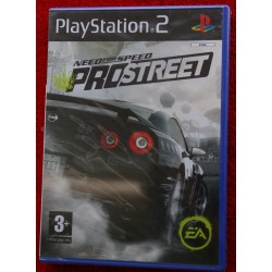 NEED FOR SPEED PROSTREET PS2 - Nuevo Precintado