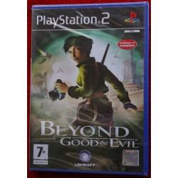 BEYOND GOOD & EVIL PS2 - Nuevo Precintado