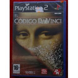 EL CODIGO DA VINCI PS2 - Nuevo Precintado