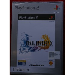 FINAL FANTASY X PS2 - Nuevo Precintado