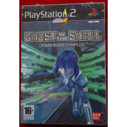 GHOST IN THE SELL - STAND ALONE COMPLEX PS2 - Nuevo Precintado