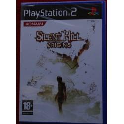 SILENT HILL : ORIGINS PS2 - Nuevo Precintado