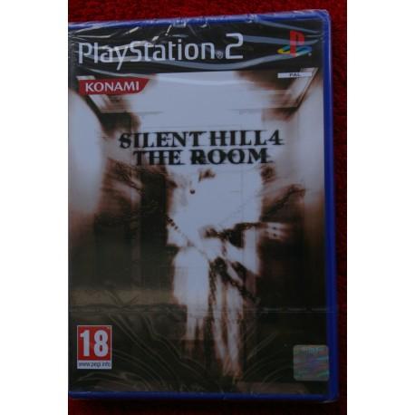 SILENT HILL 4 PS2 KONAMI - Nuevo Precintado