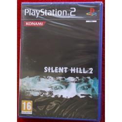 SILENT HILL 2 PS2 - Nuevo Precintado