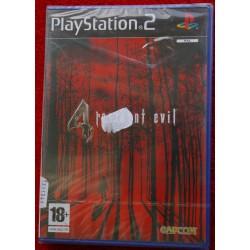 RESIDENT EVIL 4 capcom PS2 - Nuevo Precintado