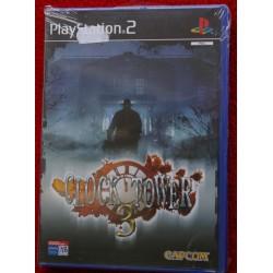 CLOCK TOWER 3 PS2 - Nuevo Precintado
