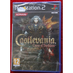 CASTLEVANIA : CURSE of DARKNESS PS2 - Nuevo