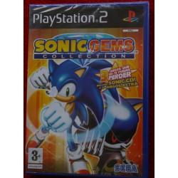 SONIC GEMS COLLECTION PS2 - Nuevo Precintado