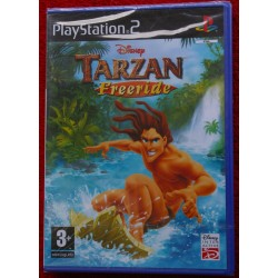 DISNEY TARZAN FREERIDE PS2 - Nuevo Precintado