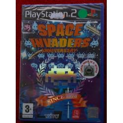 SPACE INVADERS ANNIVERSARY PS2 - Nuevo Precintado