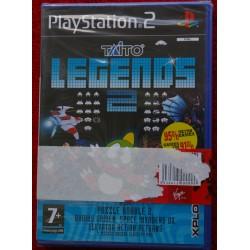 TAITO LEGENDS 2 PS2 - Nuevo Precintado