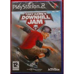 TONY HAWK´S DOWNHILL JAM PS2 - Nuevo