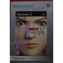 RESIDENT EVIL - CODE VERONICA X - Usado, completo, impecable