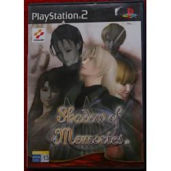 SHADOW OF MEMORIES PS2 - Usado, sin manual