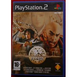 GENJI PS2 - Usado, con manual
