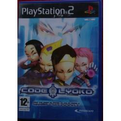 CODIGO LYOKO - Quest for Infinity - PS2 - Usado, completo