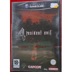 RESIDENT EVIL 4 Game Cube - Nuevo Precintado