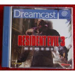 RESIDENT EVIL 3 DREAMCAST DC - Usado, caja rota