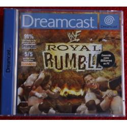 ROYAL RUMBLE DREMCAST DC - Usado, completo