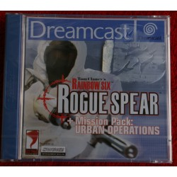TOM CLANCY´S RAINBOW SIX ROGUE SPEAR Dreamcast - Nuevo