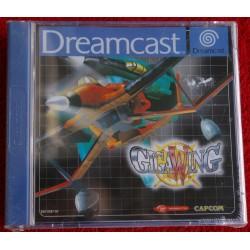 GIGAWING Dreamcast - DC -Nuevo Precintado