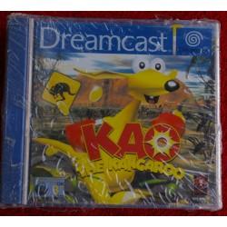 KAO THE KANGAROO Dreamcast - Nuevo Precintado