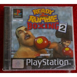 READY 2 RUMBLE BOXING ROUND 2 PSX - Nuevo