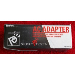 ADAPTADOR CORRIENTE NEO GEO POCKET -