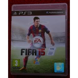 FIFA 15 JUEGO FISICO PS3 - Usado, cd impecable