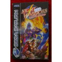NIGHT WARRIORS Darkstalkers´Revenge SEGA SATURN - Usado, completo