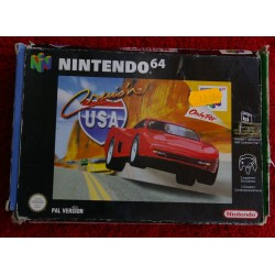 CRUIS´N USA NINTENDO 64 - Usado, sin manual