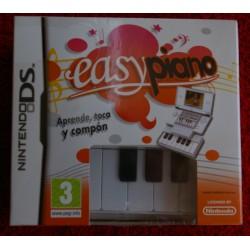 EASY PIANO NINTENDO DS - Nuevo Precintado