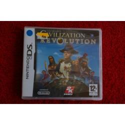 CIVILIZATION REVOLUTION SID MEIERS Nintendo DS - Nuevo Precintado