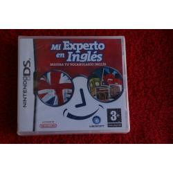 MI EXPERTO EN INGLES NINTENDO DS - Nuevo Precintado